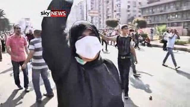 News video: Mick Deane was shot dead while covering unrest in Cairo